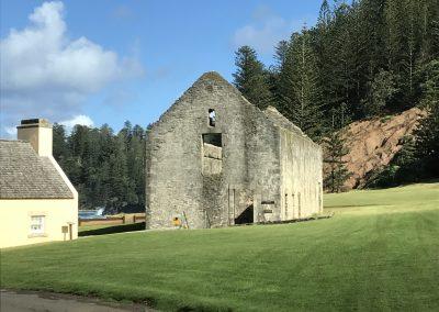 Historical Crank Mill, Kingston